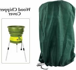 DCP Dustproof Wood Chipper Cover Electric Leaf Mulcher Cover