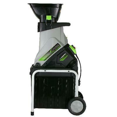 Powerful Garden Wood Electric With