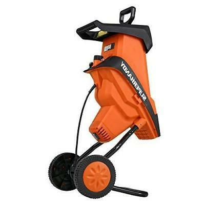 SuperHandy Chipper Electric DUTYONLY Max Wood