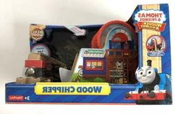 THOMAS & FRIENDS WOODEN RAILWAY FISHER-PRICE TRAIN WOOD CHIP