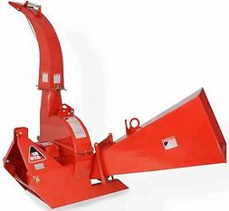 Wood Chipper 3 Point Attachment Tractor PTO 6x12 Automatic T