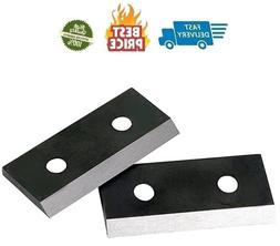 Wood Chipper Shredder Mulcher Replacement Blades for LCE01